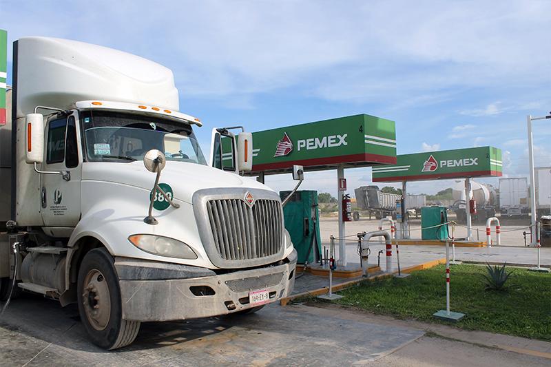 Transporte especializado de carga en México