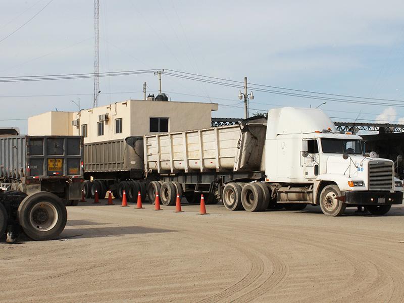 Transporte de carga en México
