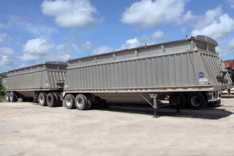 Transporte de carga a granel en México