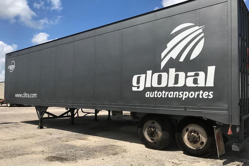 Transporte refrigerado en México